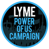 Lyme- Power of us Logo